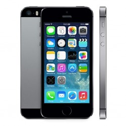 iPhone 5S 16 GB - Gris Espacial - Libre - AD19iP5s16GreyC