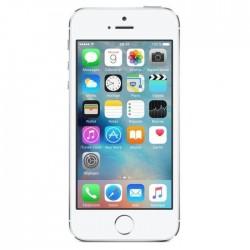 iPhone 5S 32 GB - Plata - libre - AD19ip5s32SilverB