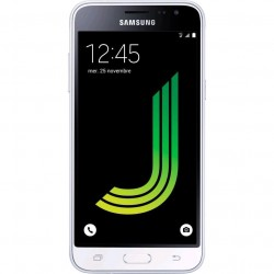 Samsung Galaxy J3 2016 8 GB - Blanco - Libre - AD19SamJ3WhiteA