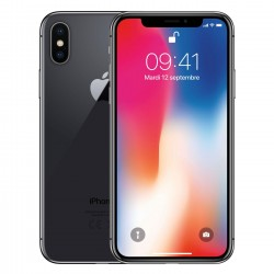iPhone X 64GB - Gris Espacial - LibreipX64GreyB