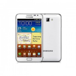 Samsung Galaxy Note N7000 16GB - Blanco- Libre - AD19SamNote7000BlackC