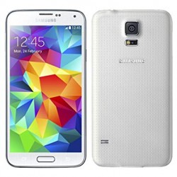 Samsung Galaxy S5 Plus - Blanco- Grado C