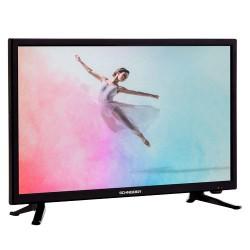 Schneider TV LED 23,6 Rainbow HD Negra