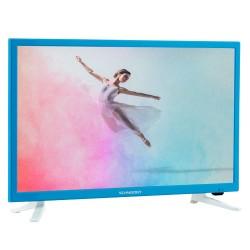 Schneider TV LED 23,6 Rainbow HD Azul