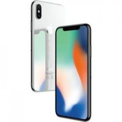 iPhone X 64 GB - Plata - Libre - AD19iPX64SilverC
