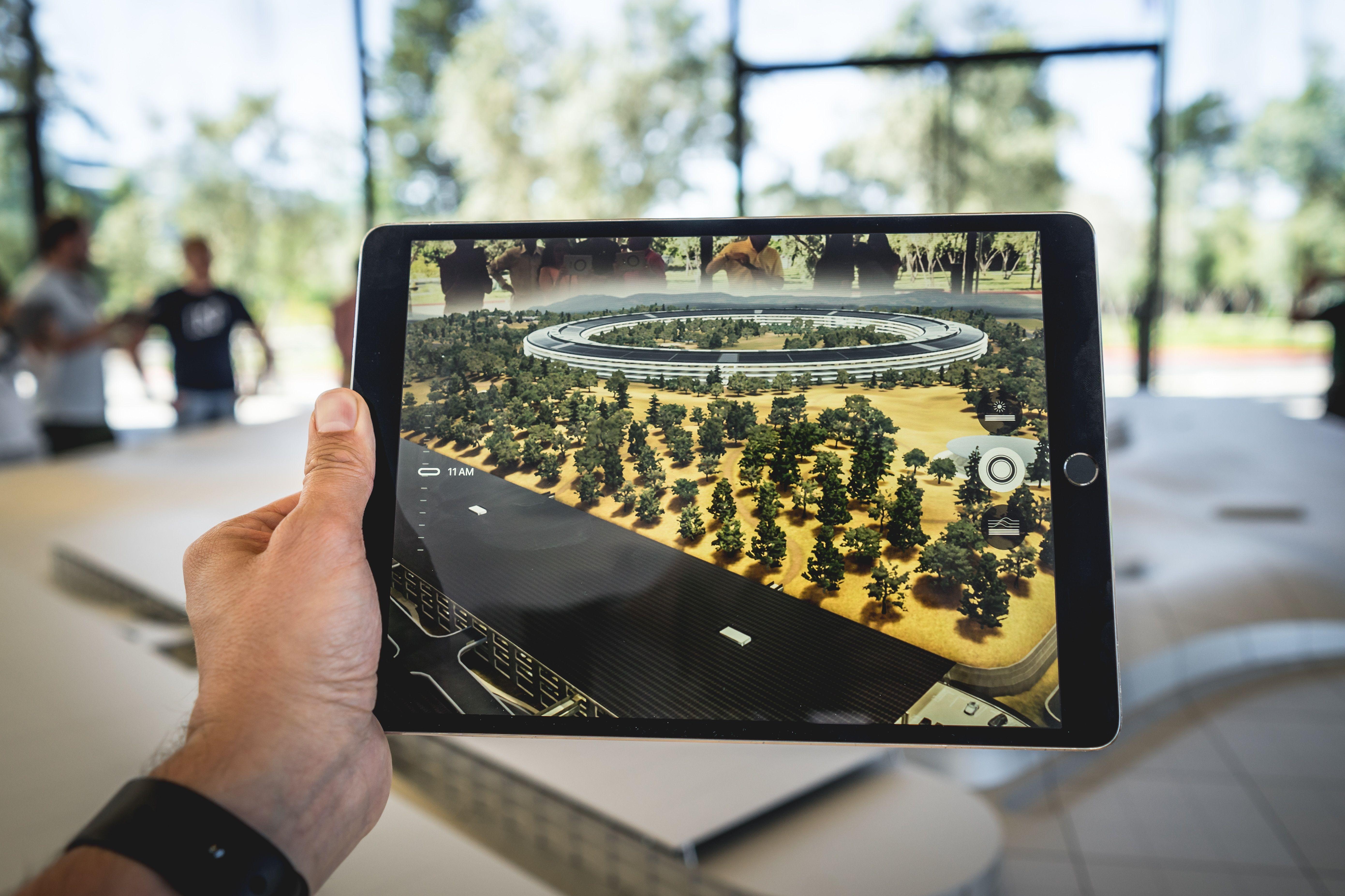 Oferta de modelos de iPad reacondicionado