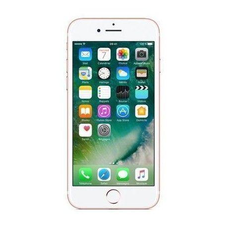 iPhone 7 de 128gb en color oro rosa